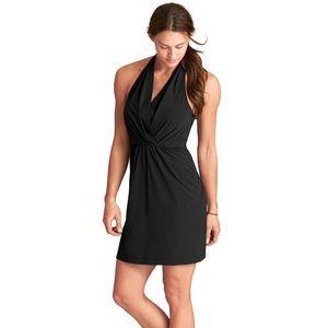 Athleta Go Anywhere Halter Dress